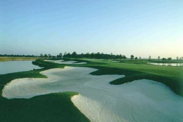 Gulf coast golf course reviews louisiana mississippi for Craft farms gulf shores al