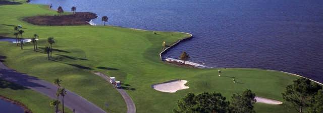 Links at Sandestin Resort: Aerial view