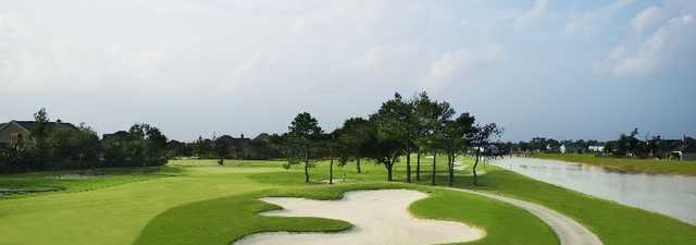 Stonebridge GC of New Orleans - Championship: #11