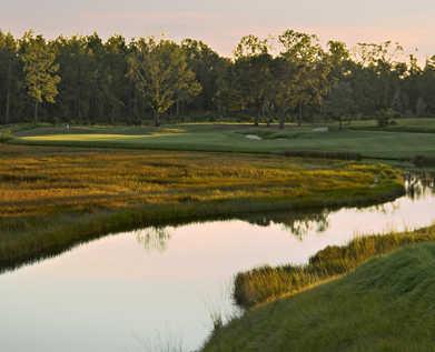 Fallen Oak Golf Course In Saucier