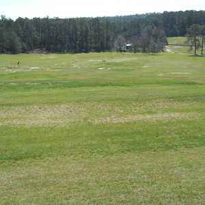 Lake Forest Yacht & Country Club: Driving range