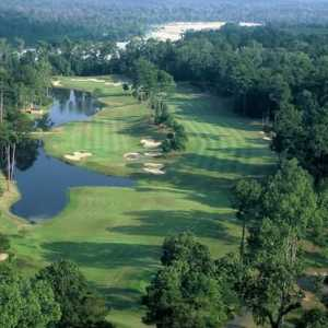 The Bluffs on Thompson Creek: Aerial view