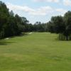 A view of a fairway at Abita Springs Golf & Country Club