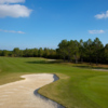 A view of a hole at Glenlakes Golf Club