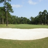 A view of sand area at Mississippi National Golf Club