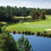 View of a green at Peninsula Golf & Racquet Club