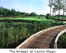 The Bridges at Casino Magic