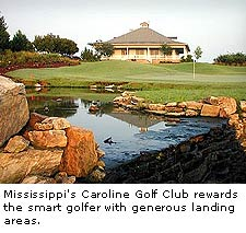 Mississippi's Caroline Golf Club