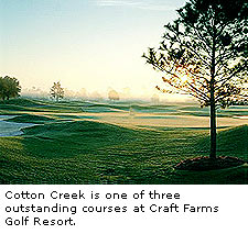 Cotton Creek Golf Resort