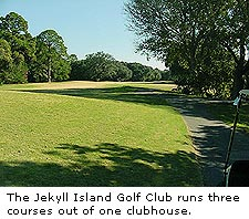 Jekyll Island Golf Club Tee Times