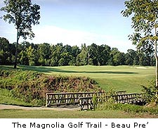 The Magnolia Golf Trail