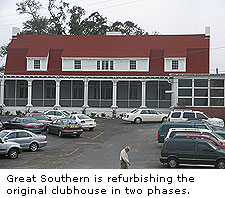 Great Southern Clubhouse