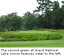 Grand National Lake Course