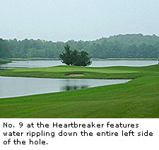 No. 9 at the Heartbreaker